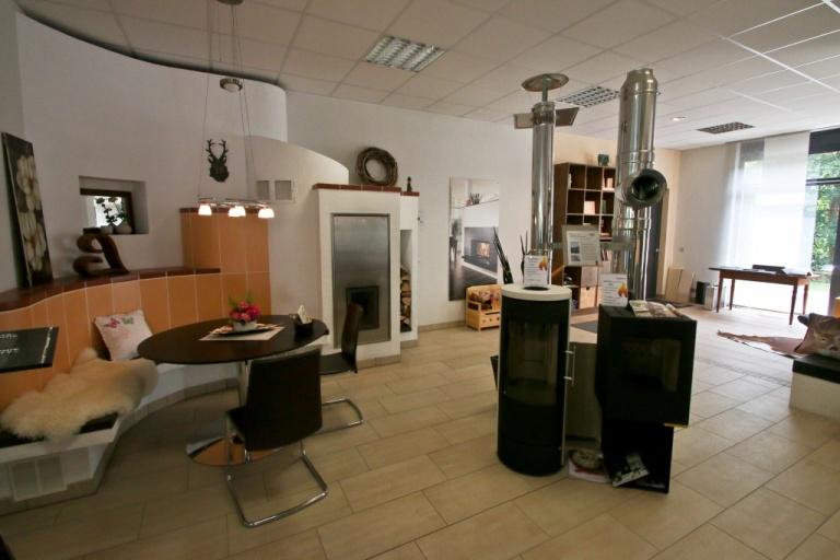 Ausstellung Ensslin Hummel Kachelofen GmbH