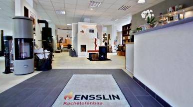 Ausstellung Slider Ensslin GmbH