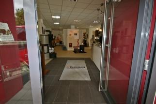 Eingangsbereich Willkommen zur Ensslin GmbH