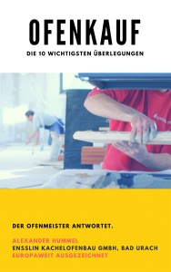 Rund um den Ofenkauf - das Gratis PDF zum Download